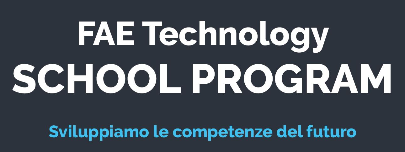 FAE Technology - School Program